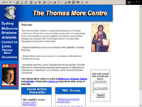 The Thomas More Center Australia